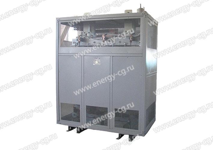 Купить Трансформатор 400 ТС кВА 6/0.4 кВ, 400 ТСЗ кВА 10/0.4 кВ Сухой Силовой