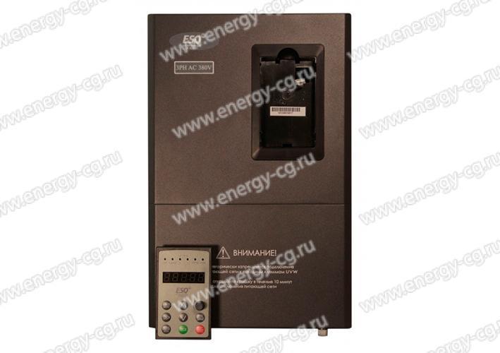 Купить Преобразователь Частоты ESQ-500-4T1320G/1600P 132 кВт 380 В