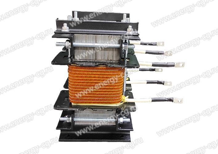 Купить Сетевой Дроссель ДС2-4.90/3 Для Частотного Преобразователя