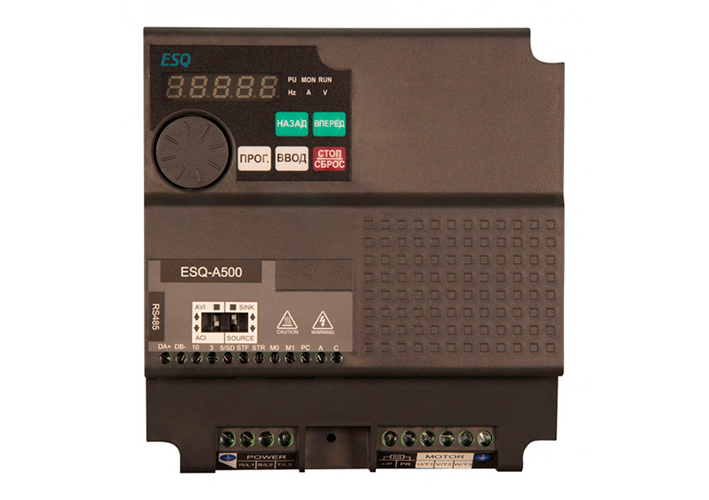 Купить Преобразователь Частоты ESQ-A500-021-1.5K 1.5 кВт 220 В