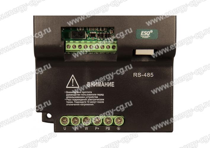 Купить Преобразователь Частоты ESQ-210-4T-5.5K 5.5 кВт 380 В