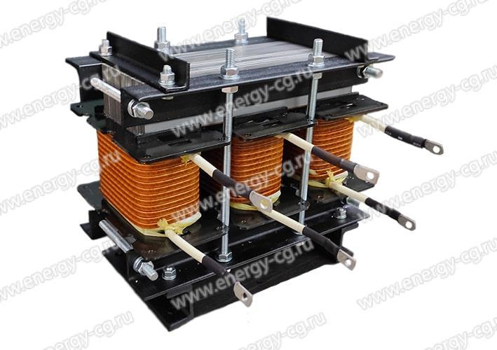 Купить Сетевой Дроссель ДС2-0.037/400 Для Частотного Преобразователя
