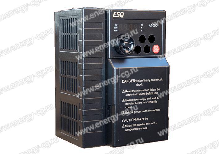 Купить Преобразователь Частоты ESQ-A1000-043-0.75K 0.75 кВт 380 В