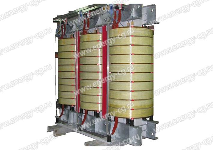 Купить Трансформатор 6300 ТСП кВА 6/0.4 кВ, 6300 ТСП кВА 10/0.4 кВ, 6300 ТСП кВА 35/0.4 кВ УХЛ 3 Сух