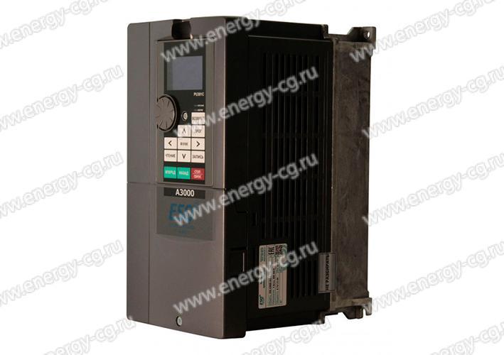 Купить Преобразователь Частоты ESQ-A3000-043-0.75K/1.5KF 0.75 кВт 380 В