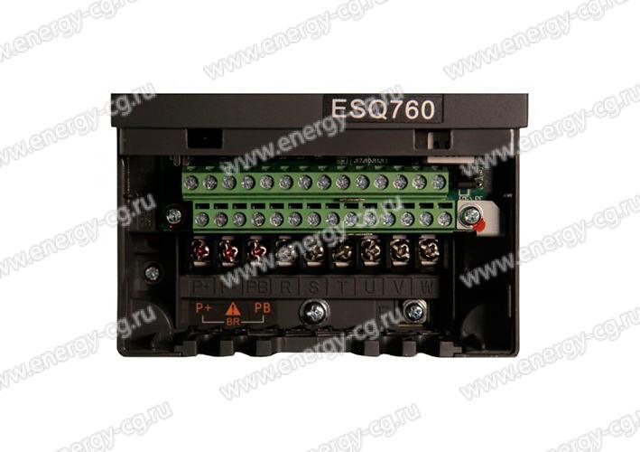Купить преобразователь частоты ESQ-760-2S-0015 1.5 кВт 220 В