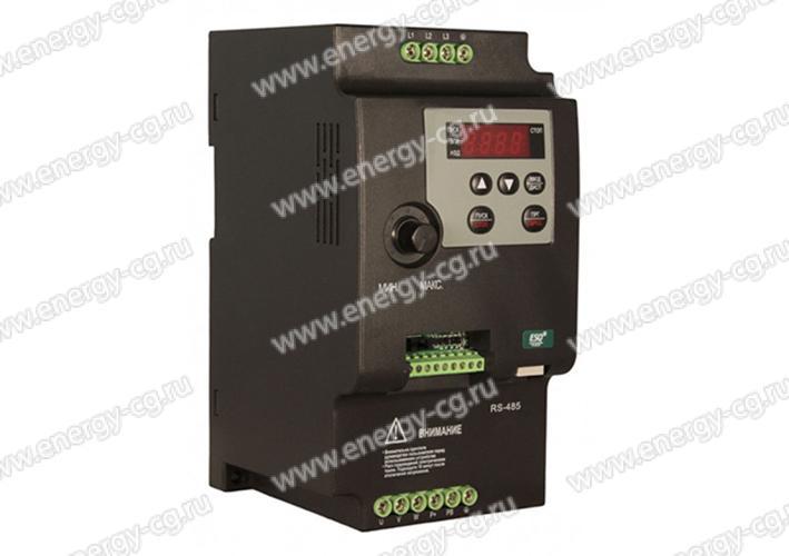Купить Преобразователь Частоты ESQ-210-2S-4K 4 кВт 220 В