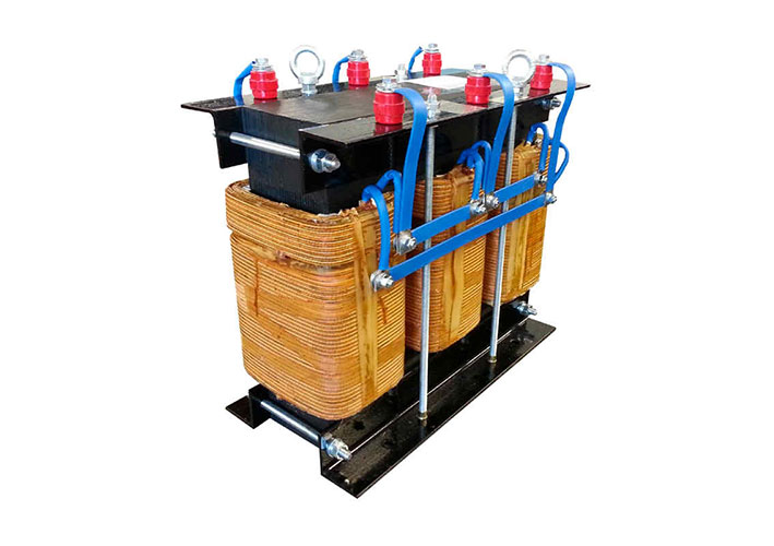 Купить Трансформатор ТП3-10 кВА (24, 220, 380) Силовой Трёхфазный