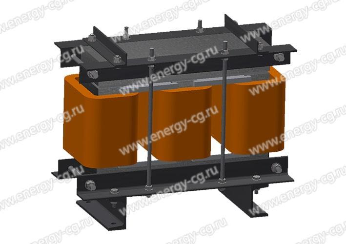 Купить Дроссель Моторный ДМ-0.80/20 Для Преобразователя Частоты Электродвигателя