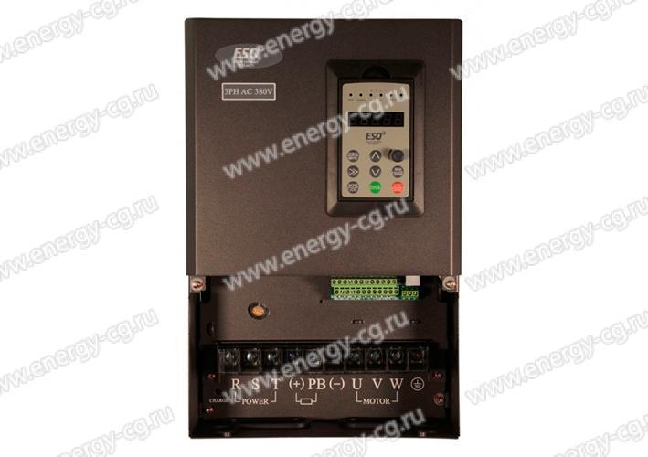 Купить преобразователь частоты ESQ-600-7T0220G/0300P 22 кВт 690 В