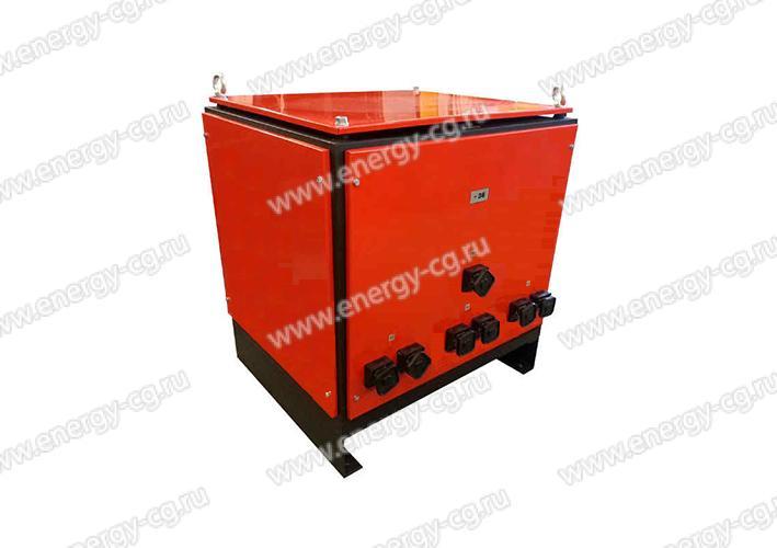 Купить Силовой Трансформатор ТП3-63 (24, 220, 380)
