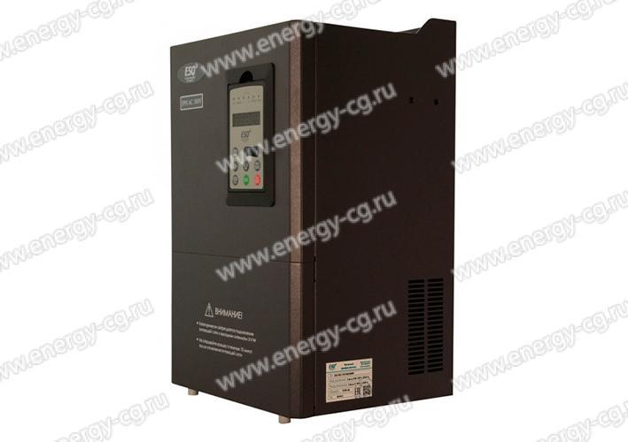 Купить Преобразователь Частоты ESQ-500-7T1100G/1320P 110 кВт 690 В