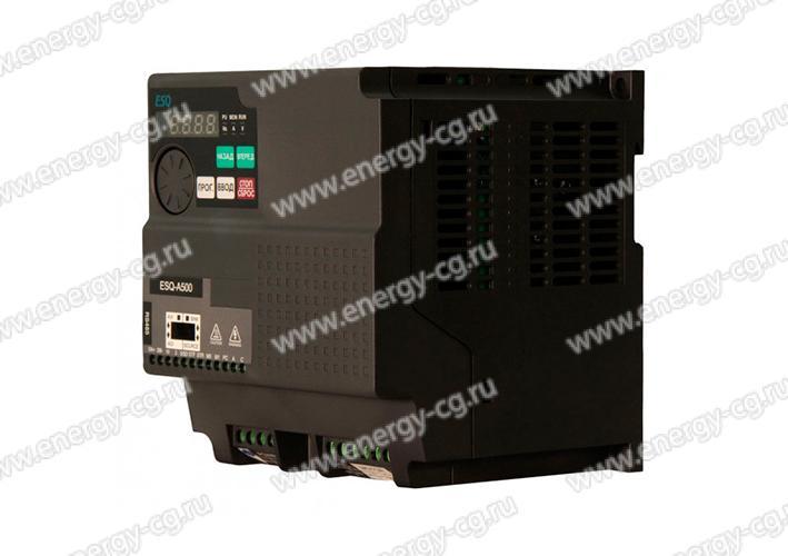 Купить Преобразователь Частоты ESQ-A500-021-2.2K 2.2 кВт 220 В