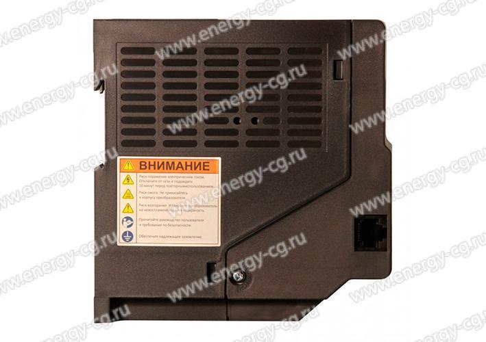 Купить Преобразователь Частоты ESQ-A500-021-0.75K 0.75 кВт 220 В