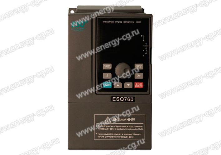 Купить Преобразователь Частоты ESQ-760-4T0075G/0110P 7.5 кВт 380 В