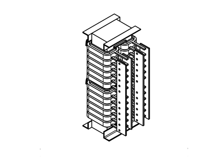 Печной Трансформатор ОСЭ-100/50 (220, 380, 660)