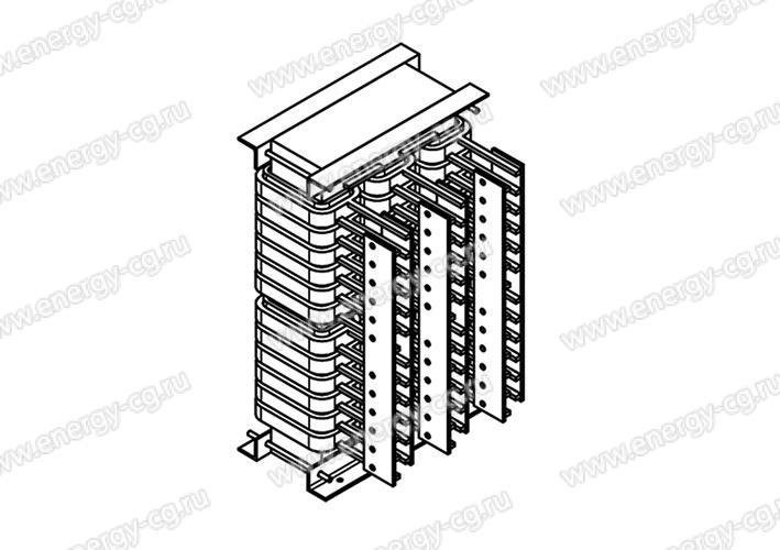 Купить Печной Трансформатор ТСЭ-250/150 (220, 380, 660)