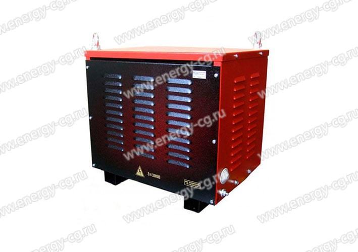Купить Трансформатор ТП3-500 кВА (24, 220, 380) Силовой Трёхфазный