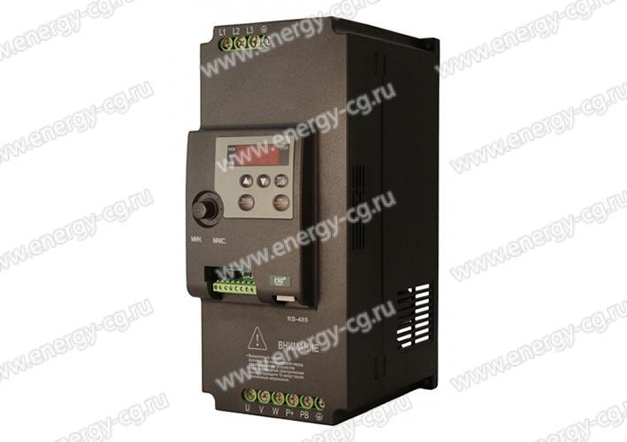Купить преобразователь частоты ESQ-210-4T-11K 11 кВт 380 В