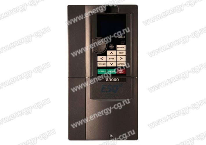 Купить Преобразователь Частоты ESQ-A3000-043-2.2K/3.7KF 2.2 кВт 380 В