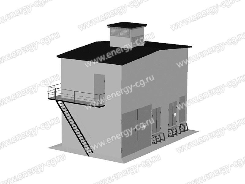 Купить Трансформаторные Подстанции 35 кВ БКТП-2×12500 МВА 35/6(10)/0.4 кВ
